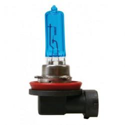 Coppia lampade lampadina alogena effetto xenon BLU-XE H9 - 65W