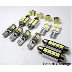 Luci LED interne plafoniera per AUDI S3 8L A3 8P 8PA A4 B6 B7 A6 C6 4F C5 Q7 A8 D2, pacchetto kit completo