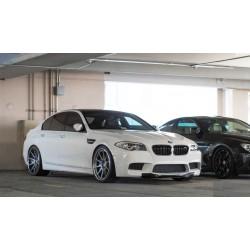 Kit estetico TUNING BMW Serie5 F10 2010-2013 berlina, look M5, con paraurti anteriore, posteriore, minigonne