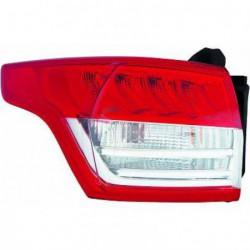 Faro fanale posteriore destro esterno FORD KUGA 2013-, a LED