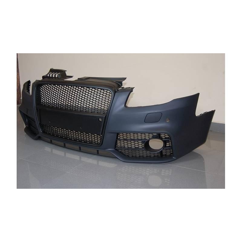 Paraurti anteriore sportivo tuning per audi a4 berlina for Lunghezza audi a4 berlina