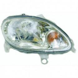 Faro fanale proiettore anteriore sinistro SMART 1998-2002 BOSCH-AL H4 per regolazione elettrica