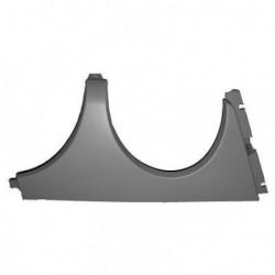 Cornice bordo profilo modanatura faro fanale proiettore anteriore destro MERCEDES Classe E W210 1995-1999 no lavafari verniciabile