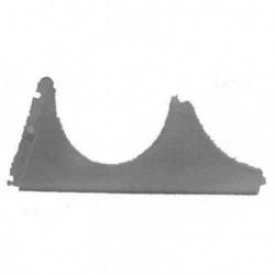 Cornice bordo profilo modanatura faro fanale proiettore anteriore sinistro MERCEDES Classe E W210 1995-1999 no lavafari verniciabile