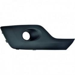 Griglia paraurti anteriore destra FORD TRANSIT CUSTOM 2013- con fori per fendinebbia