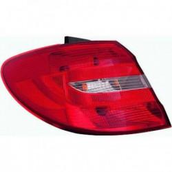 Faro fanale posteriore sinistro MERCEDES Classe B W246 2011- esterno rosso chiaro