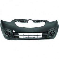 Paraurti anteriore OPEL COMBO 2012- nero no fendinebbia