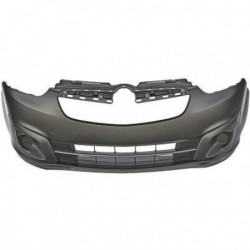 Paraurti anteriore OPEL COMBO 2012- verniciabile no fori fendinebbia no lavafari