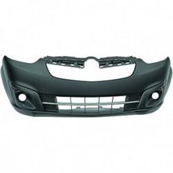 Paraurti anteriore OPEL COMBO 2012- verniciabile per fori fendinebbia no lavafari