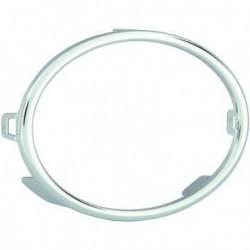 Bordo anello cornice anteriore fendinebbia sinistro VOLKSWAGEN GOLF VI berlina 3/5 porte anni 2008-2012 cromato