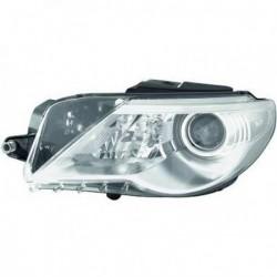 Faro fanale anteriore XENON HID destro VOLKSWAGEN PASSAT CC anni 2008-2012 D1S con luce curva direzionale