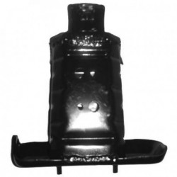 Staffa supporto attacco paraurti anteriore destro TOYOTA YARIS anni 2006-2011
