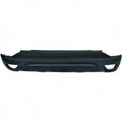 Paraurti posteriore RENAULT CAPTUR 2013- verniciabile no sensori parcheggio
