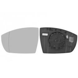 Vetro per specchio specchietto retrovisore esterno sinistro FORD ECOSPORT 2013- riscaldabile asferico