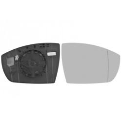 Vetro per specchio specchietto retrovisore esterno destro FORD ECOSPORT 2013- riscaldabile asferico
