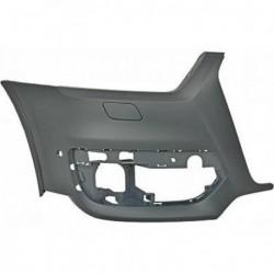 Angolare angolo cantonale paraurti anteriore sinistro AUDI Q3 anni 2011-11/2014 verniciabile per lavafari per sensori parcheggio