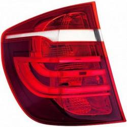 Faro fanale posteriore sinistro esterno BMW X3 F25 2010 2011 2012 2013 2014 a LED