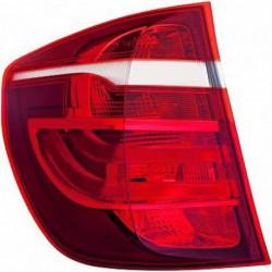 Faro fanale posteriore sinistro interno BMW X3 F25 2010 2011 2012 2013 2014 a LED
