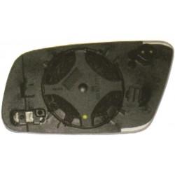 Vetro per specchio specchietto retrovisore esterno sinistro AUDI A6 09/1999 2000 2001 2002 asferico elettrico riscaldabile 8D0 857 535 E