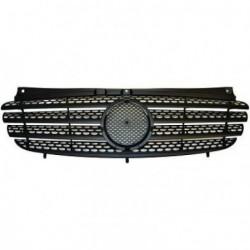 Calandra griglia MERCEDES VITO Serie W639 2003-2010 nera