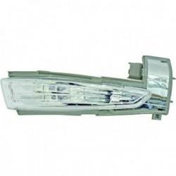 Freccia laterale specchio specchietto retrovisore esterno sinistro PEUGEOT 508 berlina Wagon anni 2010 2011 2012 2013 2014 LED