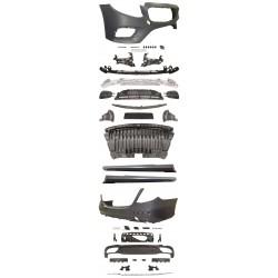 Bodykit kit estetico completo TUNING look E63 AMG per MERCEDES Classe E W213 berlina 2016 - completo paraurti anteriore posteriore minigonne