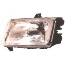 Faro fanale proiettore anteriore sinistro SEAT IBIZA e CORDOBA 10/1993-07/1996, INCA 1996-08/2000 H4 per regolazione elettrica, per fanale Valeo