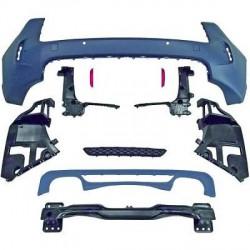 Paraurti posteriore TUNING look X5M per BMW X5 F15 2013 2014 2015 2016 2017 2018 per sensori griglie passaruota catarifrangenti
