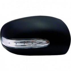Coprispecchio calotta retrovisore destro MERCEDES Classe C W203 2000-2004, upgrade per freccia a LED