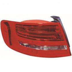Faro fanale posteriore destro AUDI A4 Avant 2007-2015 esterno a lampadina, senza portalampada