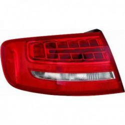 Faro fanale posteriore sinistro AUDI A4 Avant 2007-06/2011 esterno a LED, senza portalampada