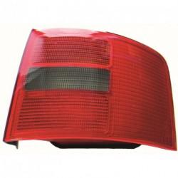 Faro fanale posteriore destro AUDI A6 Avant, 1997-2004 rosso grigio