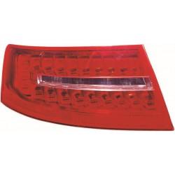 Faro fanale posteriore destro AUDI A6 anni 2008-2011 berlina esterno a LED