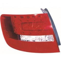 Faro fanale posteriore destro AUDI A6 Avant Allroad 2008-2010 esterno a LED, senza portalampada