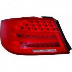 Faro fanale posteriore sinistro BMW Serie3 E92 Coupè restyling 2010-2015, esterno a LED, senza portalampada