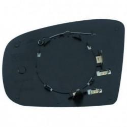Vetro per specchio specchietto retrovisore esterno sinistro MERCEDES Classe M ML W163 2001-2005 asferico riscaldabile