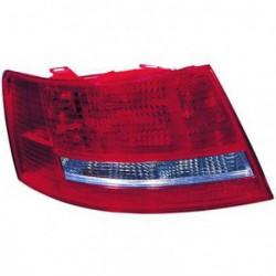 Faro fanale posteriore destro AUDI A6 2004-2008 berlina, a filamento senza portalampada