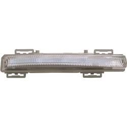 Faro fanale luce diurna destro MERCEDES ClasseE W212 e C207, 2009-2013 barra a LED, Classe C W204 2011-2014 e C204 Coupè 2011-2014, SLK R172 2011-