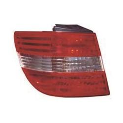 Faro fanale posteriore destro MERCEDES Classe B W245 2005-2008 esterno rosso bianco