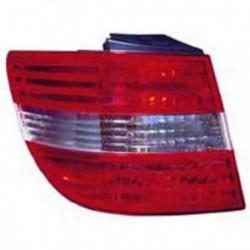 Faro fanale posteriore sinistro MERCEDES Classe B W245 2005-2008 esterno rosso bianco