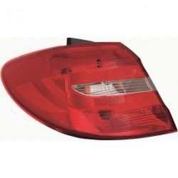 Faro fanale posteriore destro MERCEDES Classe B W246 2011- esterno rosso chiaro