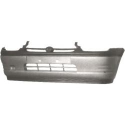 Paraurti anteriore OPEL CORSA B 1996-1997 parzialmente verniciabile senza spoiler, griglia centrale aperta