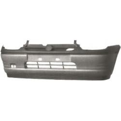 Paraurti anteriore OPEL CORSA B 1996-1997 parzialmente verniciabile con spoiler, griglia centrale chiusa