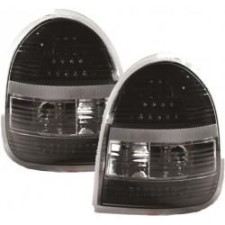 Set fari fanali posteriori TUNING sportivi OPEL CORSA B, 1993-2000 3 porte  e CHATENET CH22 LED nero