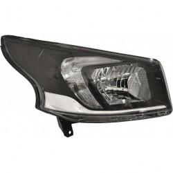 HELLA Faro fanale anteriore destro OPEL VIVARO 2014- alogeno H4 luce diurna lampadina