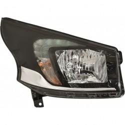 HELLA Faro fanale anteriore destro OPEL VIVARO 2014- alogeno H4 luce diurna LED