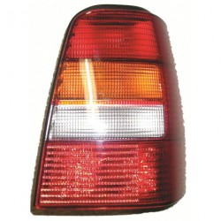 Faro fanale posteriore destro VW GOLF III VARIANT 1991-1999 rosso arancio