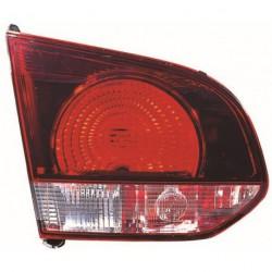 Faro fanale posteriore destro VW GOLF VI 2008-2012 DEPO Modello HELLA interno fondo scuro