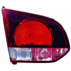 Faro fanale posteriore sinistro VW GOLF VI 2008-2012 DEPO Modello HELLA interno fondo scuro