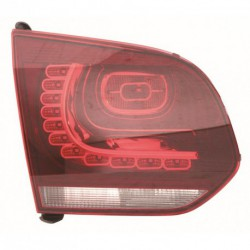 Faro fanale posteriore destro VW GOLF VI 2008-2012 LED interno fondo chiaro